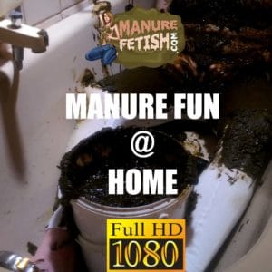manure fun at home