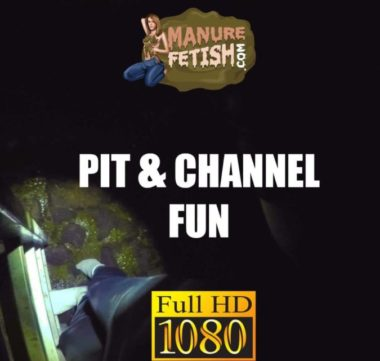 manure pit channel fun